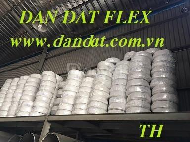Quy trình SX:ống mềm inox-khớp nối mềm cao su nối bích.