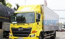 Giá xe tải hino 8 tấn thùng 8.8 mét đời 2019