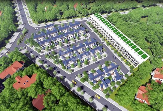 Bán đất xã Thủy Xuân Tiên - đô thị vệ tinh Xuân Mai