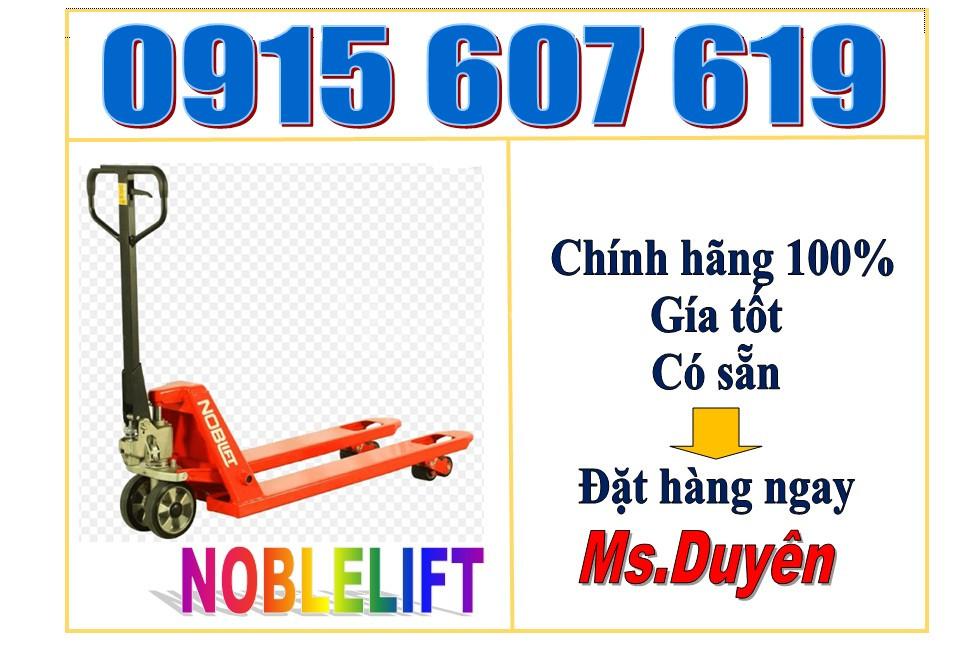 Xe nâng tay giá cạnh tranh thị trường Việt Nam