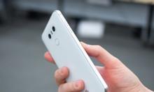 LG G6 99% màu trắng 2 sim nguyên box