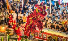 Lễ Hội Lân Sư Rồng Quốc Tế 2019 tại Đà Nẵng