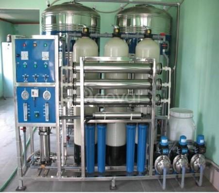 Hệ thống xử lý nước RO tiệt trùng