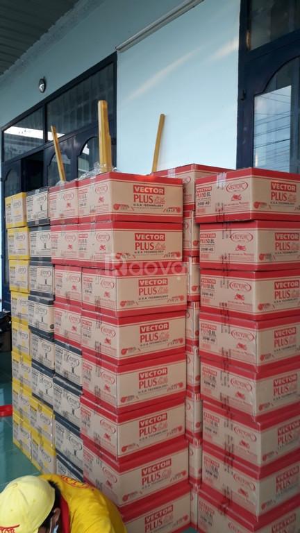 Nhà sản xuất dầu nhớt Vector cần tìm nhà phân phối độc quyền