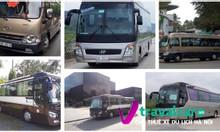 Uy tín, chất lượng cao với dịch vụ cho thuê xe 35 chỗ tại Hà Nội