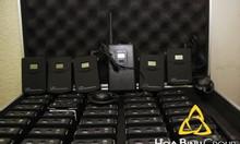 Chuyên cho thuê các thiết bị phục vụ sự kiện