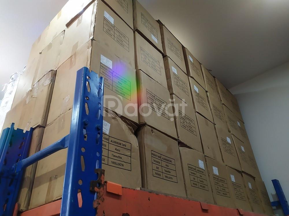 1504 cuộn Băng keo nhôm: 75mm x 50m giá nhập khẩu
