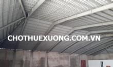 Cho thuê kho xưởng khu vực đường Hoàng Quốc Việt, Cầu Giấy, Hà Nội