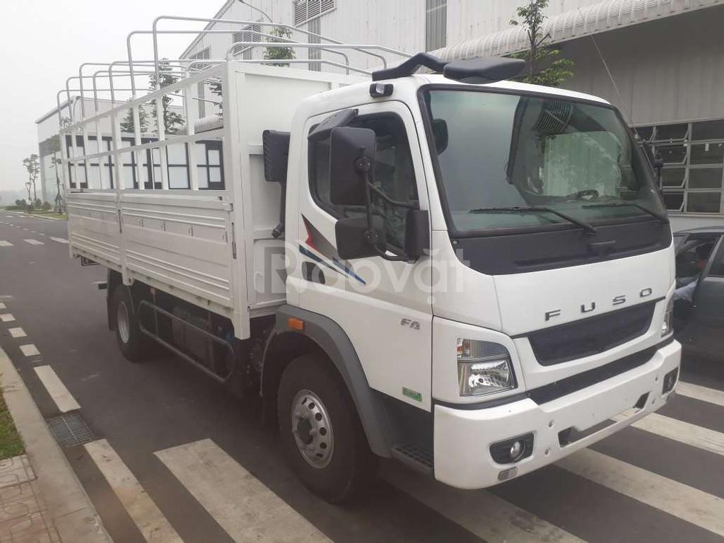Xe Mitshubishi canter 10.4 tải 5,7 tấn trả góp 80%