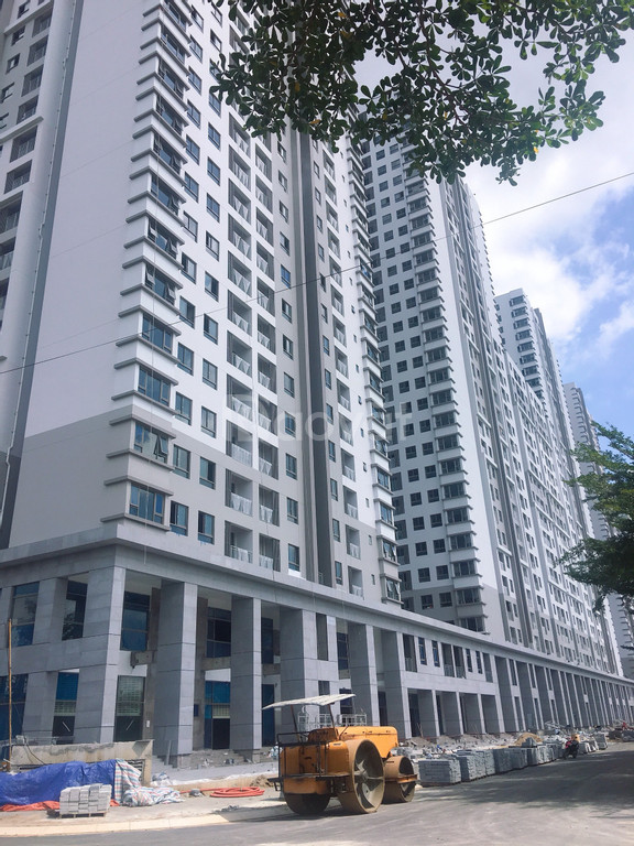 Nhà mẫu Saigon South Residences thiết kế như khách sạn 5 sao giá rẻ