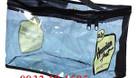 Cơ sở sản xuất túi nhựa pvc thời trang, nhận may theo yêu cầu, q12 (ảnh 5)