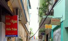 Bán đất Thái Thịnh, DT 62m2, tặng nhà C4, mt 4,3m, giá 4,3 tỷ.