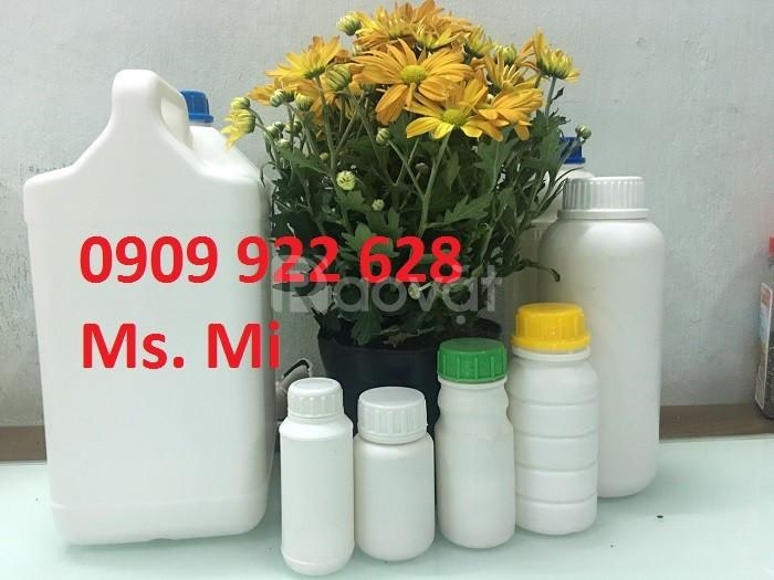 Can đựng hoá chất 5l nắp geranty bảo bảo vệ