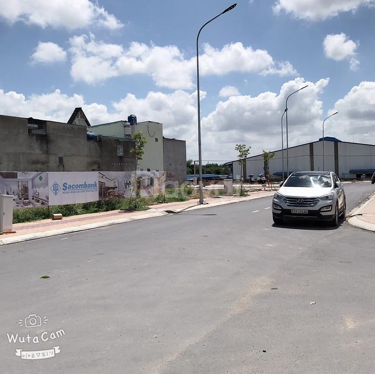 Bán đất nền tại Tân Uyên, mặt tiền đường lớn, giá tốt khu vực