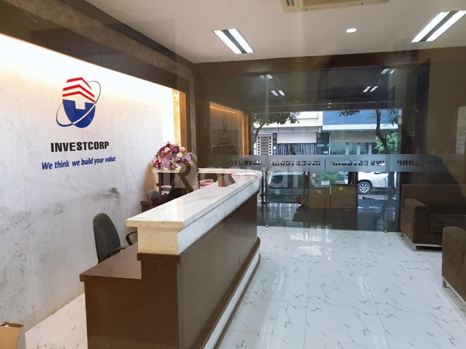 Bán nhà phân lô Phố Vương Thừa Vũ dt 95m2 mt 6m gara ô tô kinh doanh