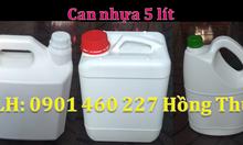 Can 5 lít can đựng axit can nhựa 4 lít giá can nhựa 2 lít can 1 lít,1L