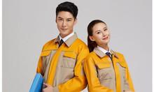 May quần áo bảo hộ lao động  giá rẻ, chất lượng và tiện lợi