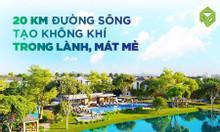 Nhận booking Biệt thự ven sông Aqua City