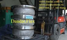 Khớp nối mềm bích thép - Khớp nối mềm inox 304 - khớp chống rung inox