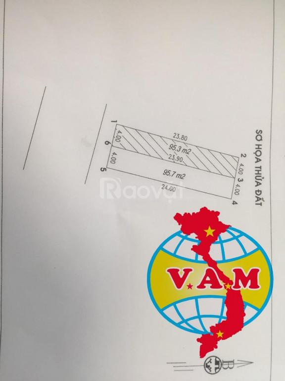 Chính chủ bán 95.3m mặt Đường QL23B tại Vân Nội - Đông Anh - HN