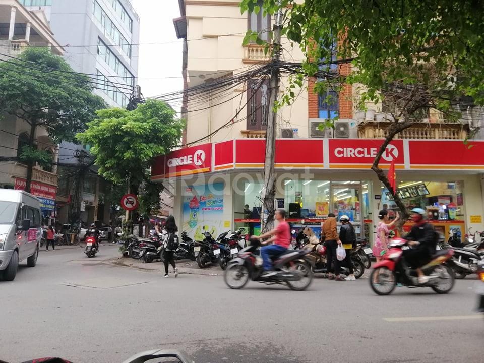 Bán nhà Mặt Phố Nguyễn An Ninh diện tích 64m2 mặt tiền 5m kinh doanh sầm uất
