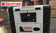 Máy phát điện honda sd8000cx chính hãng tại Hà Nội