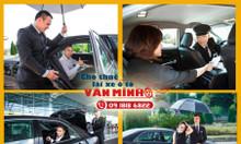 Cho công ty thuê tài xế lái xe