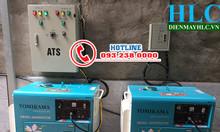 Video test công suất máy phát điện chạy dầu diesel 5kva Tomikama