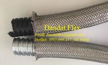 Ống ruột gà inox 304 dn25, Ống nối mềm, khớp nối mềm inox 304 dn32