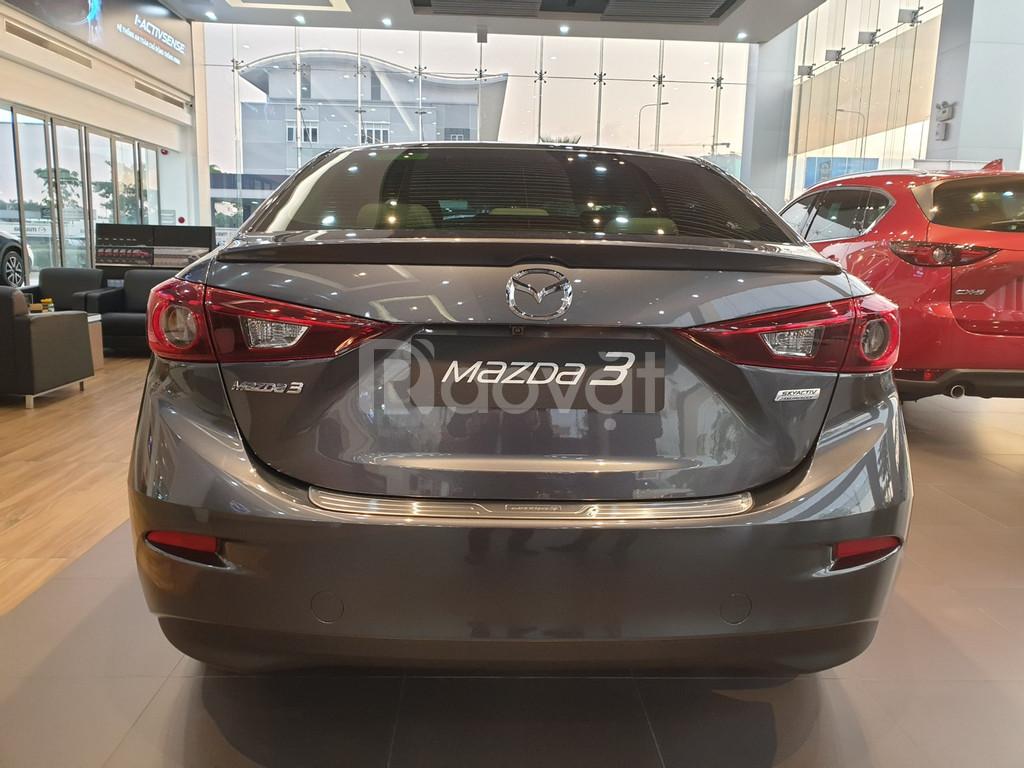 Mazda 3 ưu đãi cuối tháng 8 lên đến 70tr