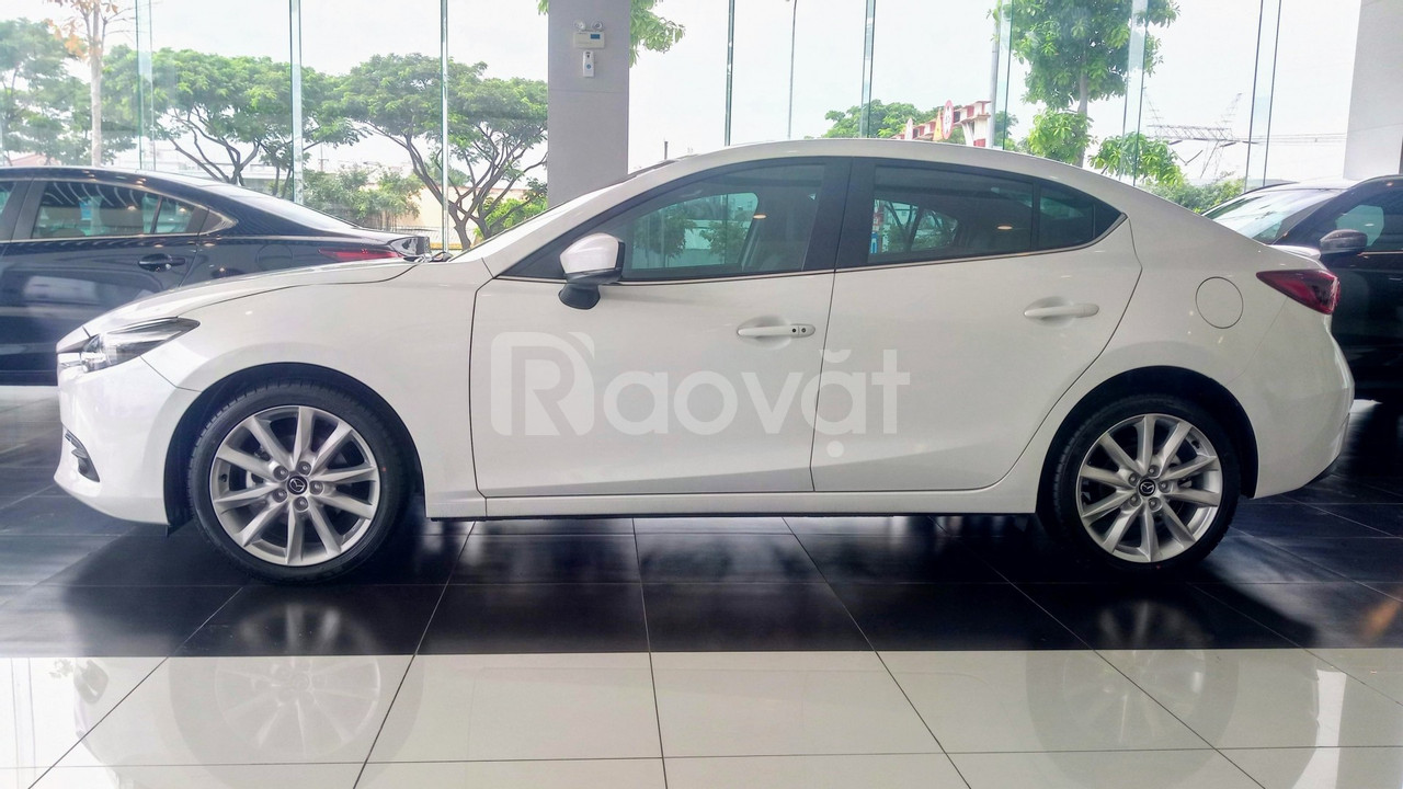 Mazda 3 ưu đãi đến 70tr - Hỗ trợ vay 80%