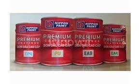 Cung cấp sơn epoxy Nippon EA4 cho dự án giá tốt Bình Thạnh