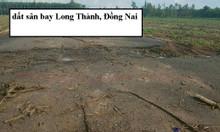 Bán 6515m2 đất Long An, ngay sân bay Long Thành, Đồng Nai