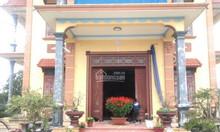 Bán biệt thự + mô hình KD khủng 4500m2, thị trấn Tiền Hải-Thái Bình