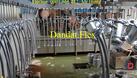 Ống mềm cấp thoát nước, Khớp nối giảm chấn inox, ống mềm inox (ảnh 3)