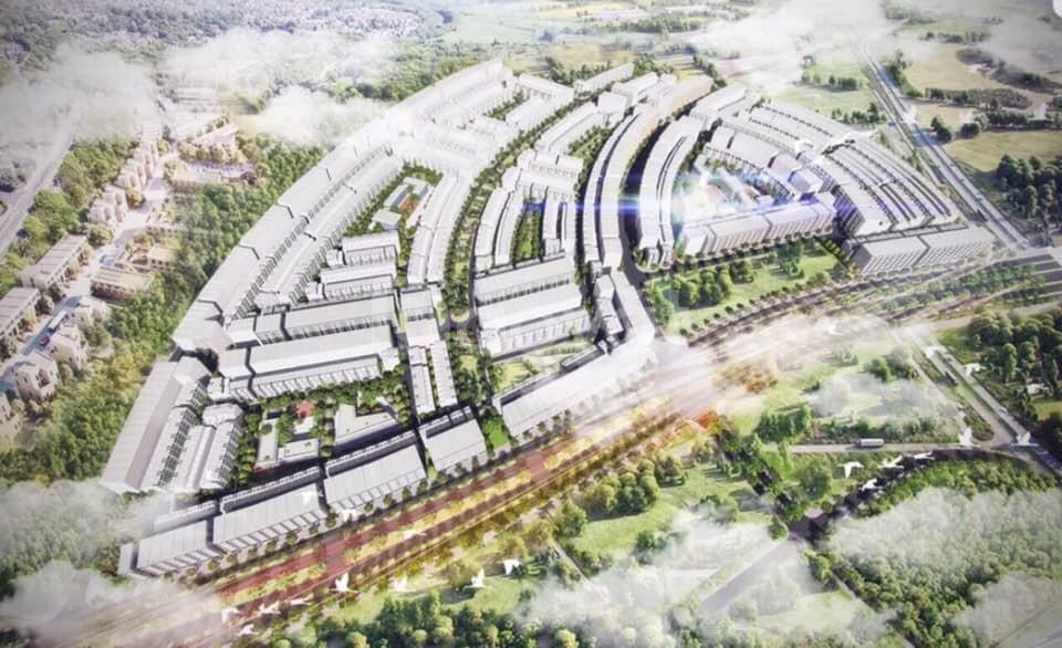 Nhận đặt chỗ phân khu 2 khu đô thị Nhơn Hội New City 50 triệu/ 1 nền