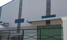 Cho thuê xưởng trong khu công nghiệp nam Tân Uyên - Bình Dương