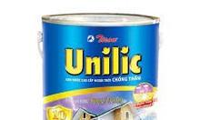 Cần bán sơn ngoại thất Tison Unilic topcoat giá rẻ tại Sài Gòn