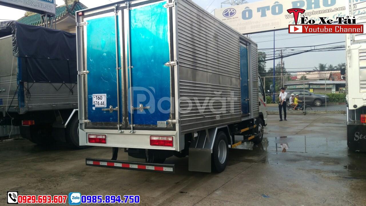 Xe tải Trung Quốc 2T5 | Xe tải Jac 2.5 tấn – L250 máy isuzu cao cấp