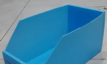 Thùng nhựa pp danpla đáy xếp tự động giá rẻ tại Tp. HCM