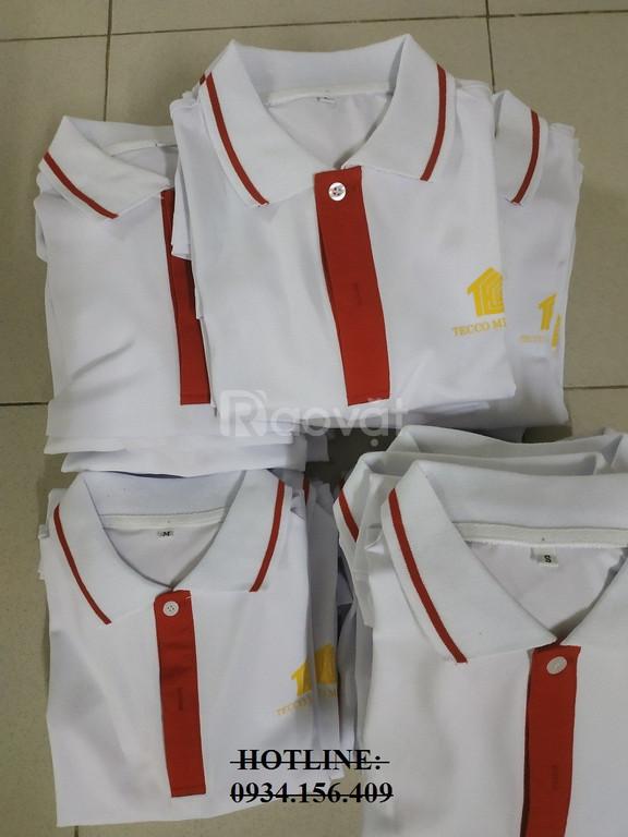 Xưởng may áo thun đồng phục công ty dịp noel