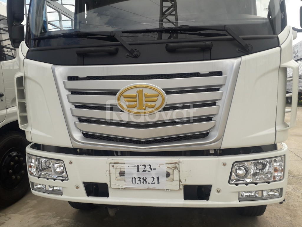 Xe tải 8 tấn thùng dài 9.6m đời 2019