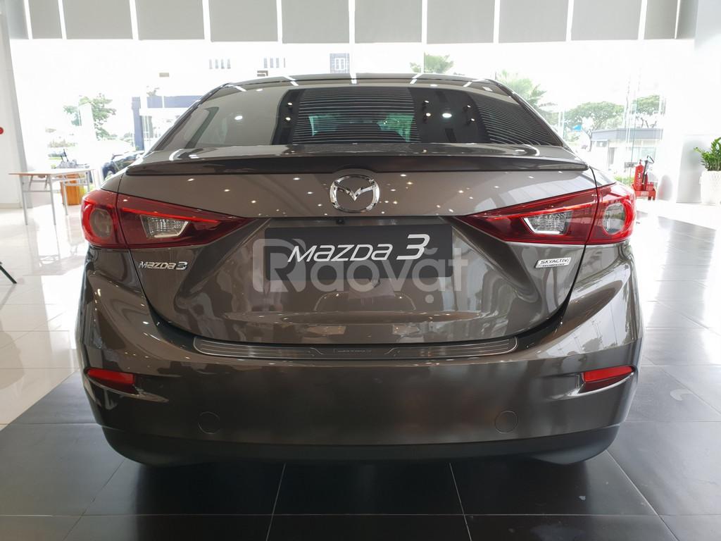 Mazda 3 Ưu đãi 70tr - Hỗ trợ vay đến 80%
