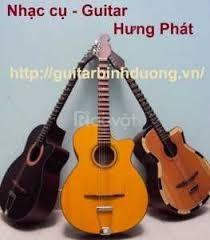Bán đàn guitar cổ điện phím lõm giá rẻ