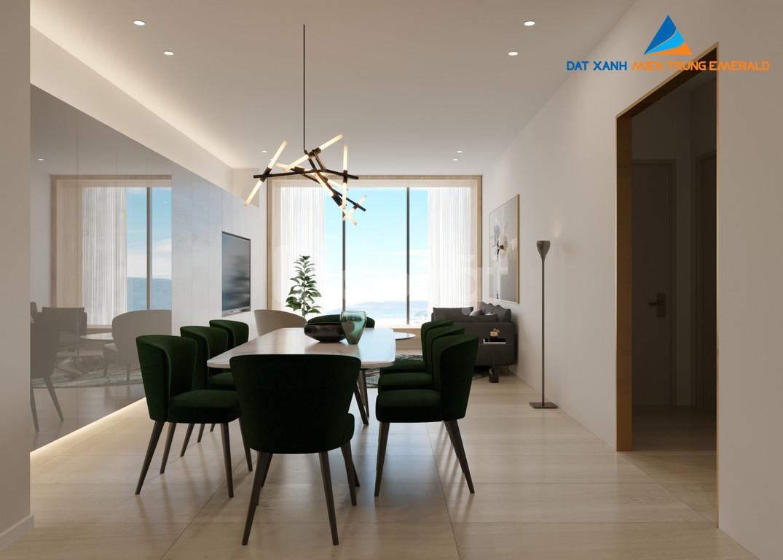Cần bán gấp căn hộ 3PN chung cư sông Hàn liền kề Novotel Đà Nẵng