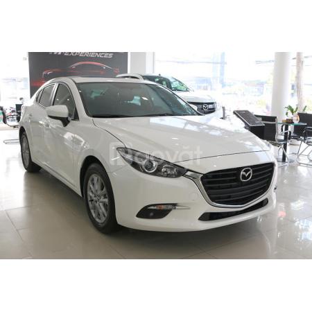 Mazda 3 giá tốt cuối tháng 8 hổ trợ vay 80%