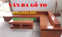 Sofa gỗ tự nhiên cao cấp tại Hải Dương