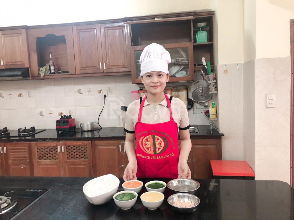 Mừng 2/9 giảm giá tất cả các khóa học nấu cháo dinh dưỡng tại Đà Nẵng