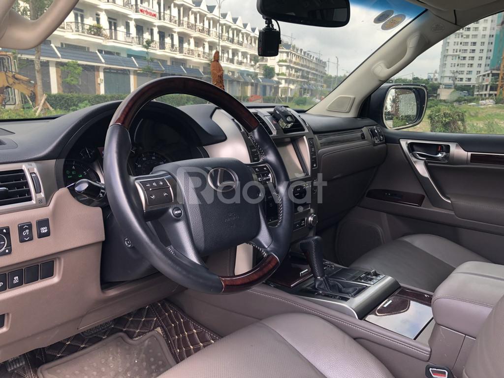 Lexus GX460 V8 Mode 2016 Màu Trắng Nhập Mỹ