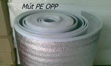 Mút cách nhiệt PE chống nóng, chống ẩm, giảm tiếng ồn,lợp trên mái nhà